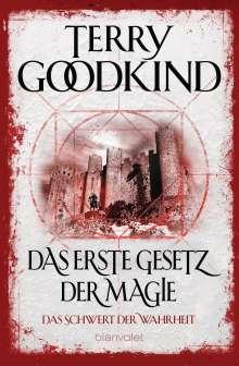 Terry Goodkind: Das erste Gesetz der Magie - Das Schwert der Wahrheit, Buch