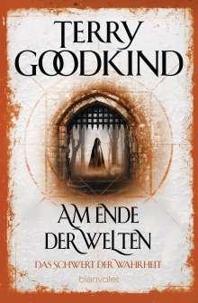 Terry Goodkind: Am Ende der Welten - Das Schwert der Wahrheit, Buch