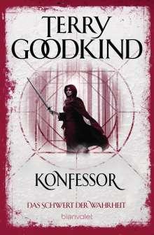 Terry Goodkind: Konfessor - Das Schwert der Wahrheit, Buch