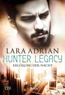 Lara Adrian: Hunter Legacy - Erlösung der Nacht, Buch
