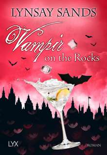 Lynsay Sands: Vampir on the Rocks, Buch