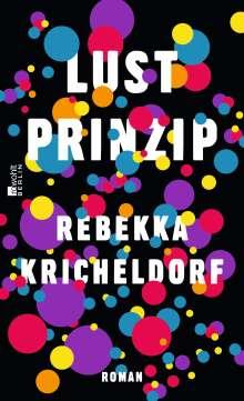 Rebekka Kricheldorf: Lustprinzip, Buch