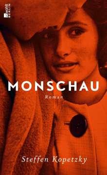 Steffen Kopetzky: Monschau, Buch