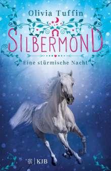 Olivia Tuffin: Silbermond 2: Eine stürmische Nacht, Buch