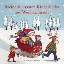 Meine allerersten Kinderlieder zur Weihnachtszeit, Buch