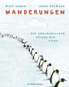 Mike Unwin: Wanderungen, Buch