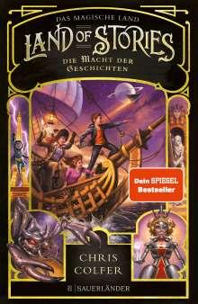 Chris Colfer: Land of Stories: Das magische Land 5 - Die Macht der Geschichten, Buch