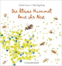 Stefan Casta: Die kleine Hummel baut ihr Nest, Buch