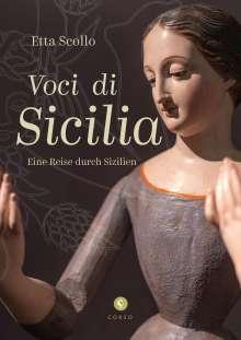 Etta Scollo: Voci di Sicilia, Buch