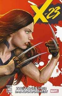 Mariko Tamaki: X-23, Buch