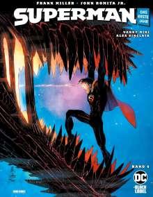 Frank Miller: Superman: Das erste Jahr, Buch