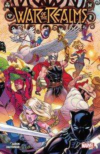 Jason Aaron: War of the Realms Paperback, Buch