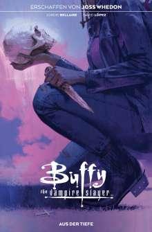 Joss Whedon: Buffy the Vampire Slayer, Buch