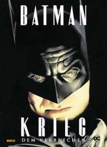 Paul Dini: Batman: Kampf dem Verbrechen, Buch