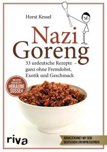 Horst Kessel: Nazi Goreng, Buch