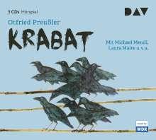 Otfried Preußler: Krabat, 3 CDs