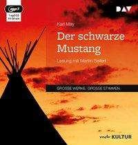 Karl May: Der schwarze Mustang, MP3-CD
