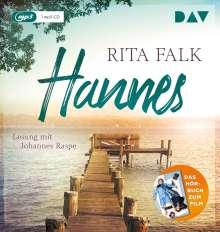 Rita Falk: Hannes, MP3-CD