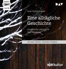 Iwan Gontscharow: Eine alltägliche Geschichte, 2 MP3-CDs