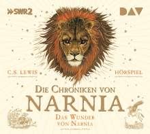 Die Chroniken von Narnia-Teil 1: Das Wunder von, 2 CDs