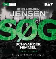 SOG. Schwarzer Himmel., 2 MP3-CDs