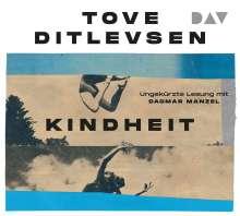 Tove Ditlevsen: Kindheit, 3 CDs