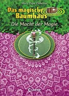 Mary Pope Osborne: Das magische Baumhaus - Die Macht der Magie, Buch