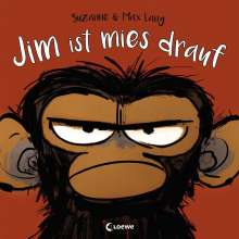 Suzanne Lang: Jim ist mies drauf, Buch