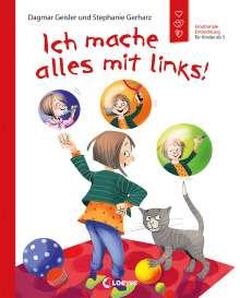 Dagmar Geisler: Ich mache alles mit links!, Buch