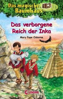 Mary Pope Osborne: Das magische Baumhaus 58 - Das verborgene Reich der Inka, Buch