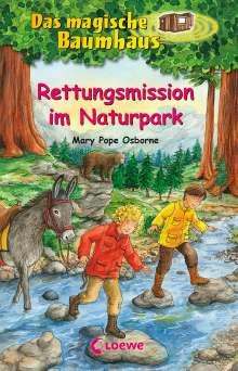 Mary Pope Osborne: Das magische Baumhaus (Band 59) - Rettungsmission im Naturpark, Buch