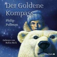 Philip Pullman: His Dark Materials 1: Der Goldene Kompass, 11 CDs