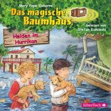 Mary Pope Osborne: Helden im Hurrikan (Das magische Baumhaus 55), CD