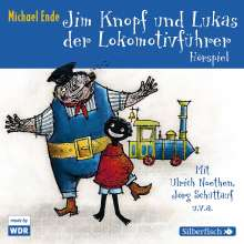 Michael Ende: Jim Knopf und Lukas der Lokomotivführer - Das WDR-Hörspiel, 3 CDs