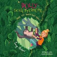 Polly Schlottermotz-Hier ist doch was faul! Bd.5, 2 CDs