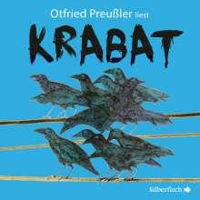 Otfried Preußler: Krabat - Die Autorenlesung, 3 CDs