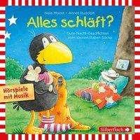 Nele Moost: Alles schläft? (Alles ohne Ende!, Alles Monster!, Alles verbummelt!, Alles besser!) (Kleiner Rabe Socke), CD