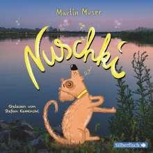 Martin Muser: Nuschki, CD