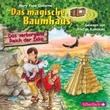 Mary Pope Osborne: Das magische Baumhaus: Das verborgene Reich der Inka, CD