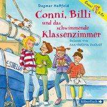 Dagmar Hoßfeld: Conni, Billi und das schwimmende Klassenzimmer (Conni & Co 17), 2 CDs