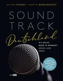 Oliver Georgi: Soundtrack Deutschland, Buch
