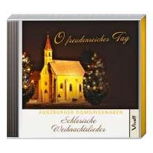 CD O freudenreicher Tag, CD