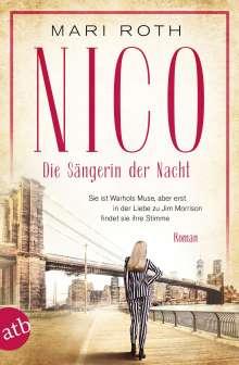 Mari Roth: Nico - Die Sängerin der Nacht, Buch