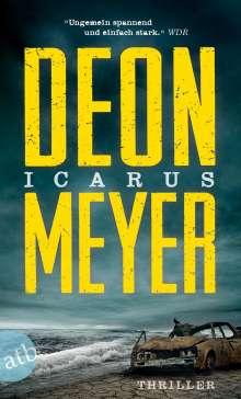 Deon Meyer: Icarus, Buch