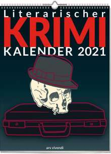Literarischer Krimikalender 2020, Diverse