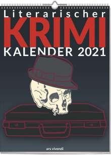 Literarischer Krimikalender 2021, Diverse