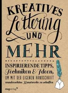 Gabri Joy Kirkendall: Kreatives Lettering und mehr, Buch