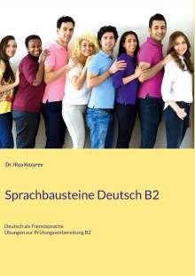 Illya Kozyrev: Sprachbausteine Deutsch B2, Buch