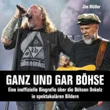 Jim Müller: Ganz und gar Böhse, Buch