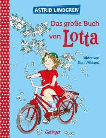 Astrid Lindgren: Das große Buch von Lotta, Buch